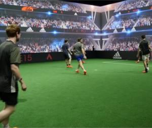 Future Arena : le test de l'arène digitale d'Adidas par Purebreak