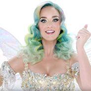 Katy Perry joue la mère Noël sexy et colorée pour H&M