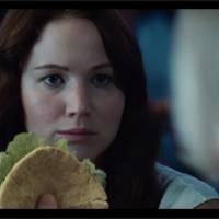 Hunger Games : Katniss crie son amour pour Peeta... ou plutôt la pita