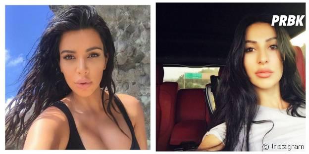 Kim Kardashian et Lilit Avagyan, des sosies ?