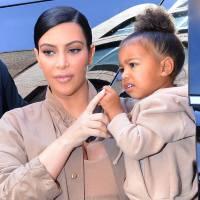 Kim Kardashian : sa petite North est le sosie de la fille de son ex, Reggie Bush