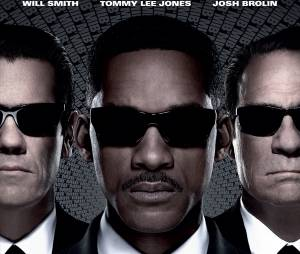 Affiche de Men in Black 3 avec Josh Brolin, Will Smith et Tommy Lee Jones
