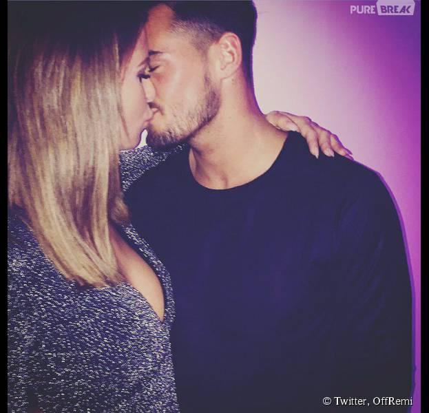 Secret Story 9 : Emilie Fiorelli et Rémi Notta en couple et amoureux le 28 novembre 2015
