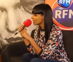 Shy'm se confie sur sa chute à Bercy en interview pour Karine Ferri