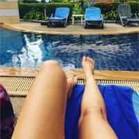 Gaëlle (Les Ch'tis) : ses vacances paradisiaques en Thaïlande