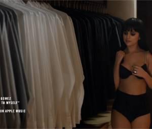 Selena Gomez très sexy dans un teaser pour son clip 'Hands to myself'