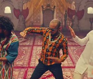 Major Lazer - Lean On, le clip