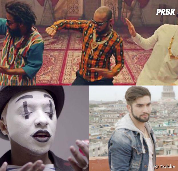 Major Lazer, Kendji Girac et Soprano : le top 3 des clips les plus visionnés sur Youtube en France en 2015