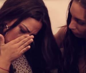 Milla (Les Princes de l'amour 3) dans un clip de rap