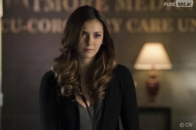 Nina Dobrev bientôt de retour dans The Vampire Diaries ?