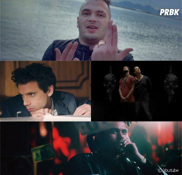 Jul, Caribbean Dandee (Joey Starr et Nathy), The Weeknd, Mika et Fedez dans les meilleurs clips de la semaine, décembre 2015