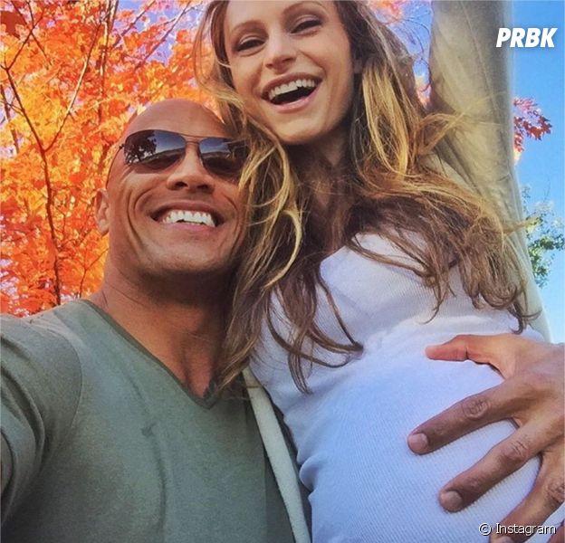 Dwayne Johnson papa : sa compagne Lauren Hashian a donné naissance à une fille ce 16 décembre 2015