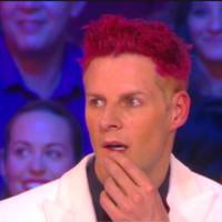 Matthieu Delormeau : cheveux roses grâce à Benoît Dubois... et retour dans TPMP en 2016 !