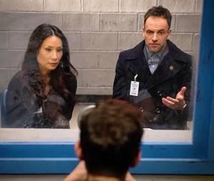 Elementary saison 3 : Holmes et Watson sur une photo