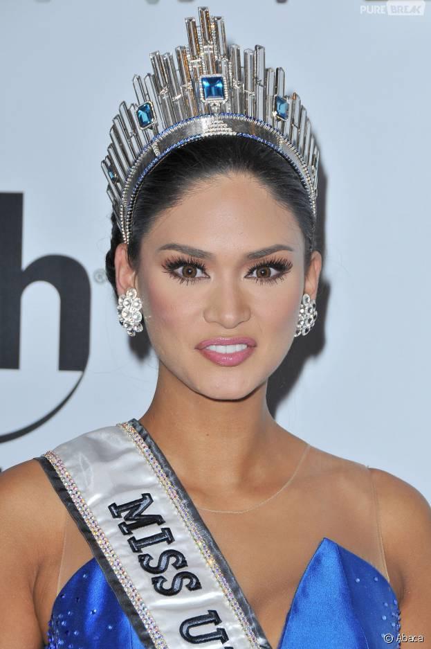 Miss Univers 2015 : Pia Alonzo Wurtzbach (Miss Philippines) a récupéré la couronne du concours de beauté, le 20 décembre 2015