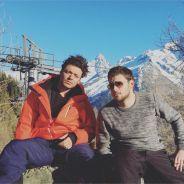 Kev Adams, Taylor Swift, Emilie Nef Naf... Tous au ski pour les fêtes