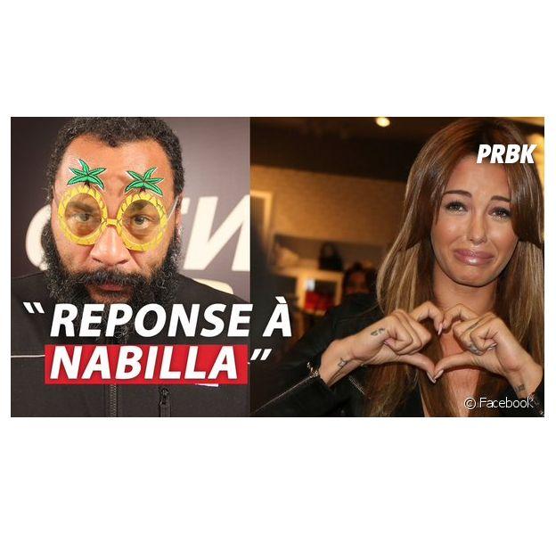 Nabilla Benattia VS Dieudonné : clash sur Twitter