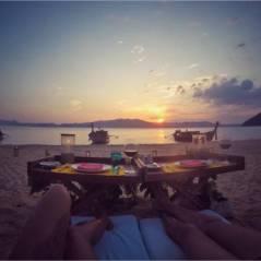 Shy'm et Benoît Paire : vacances de rêve en Thaïlande pour le Nouvel An