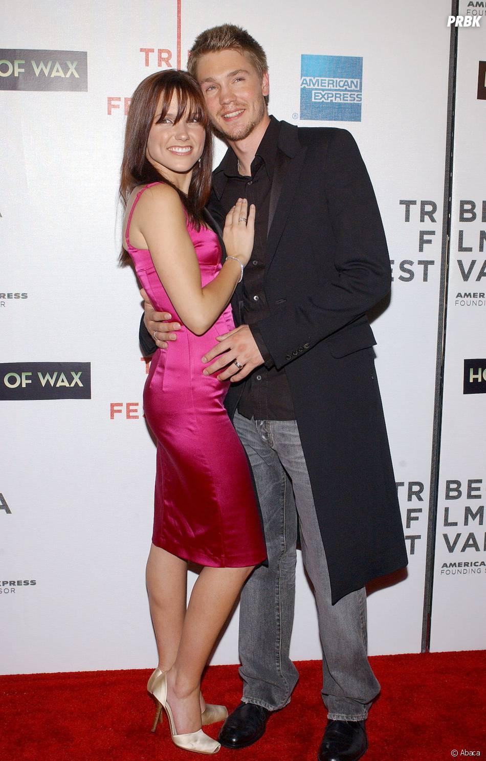 Sophia Bush et son ex-mari Chad Michael Murray