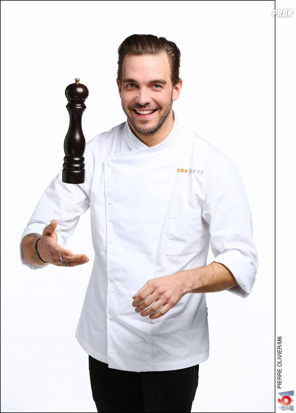 """Top Chef 2016 :Alexandre Moorman (30 ans) : Chef du restaurant """"La Villa Lorraine"""" (Meurthe et Moselle) / Ses Mentors : Pierre Gagnaire et Sergio Herman"""