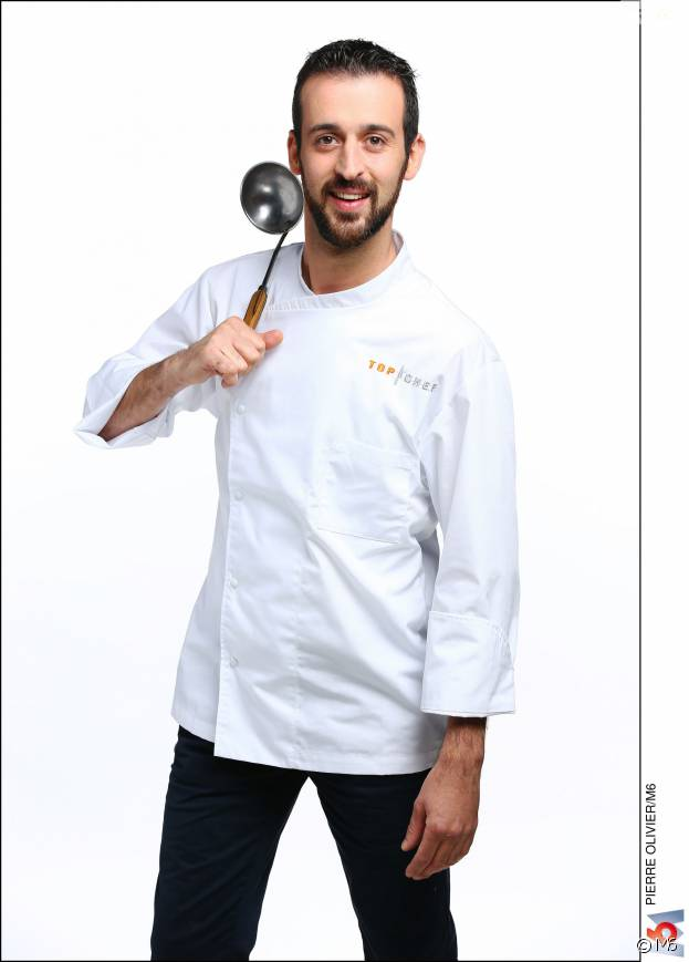 Top chef 2016 cl ment bruneau 34 ans second de for Second de cuisine