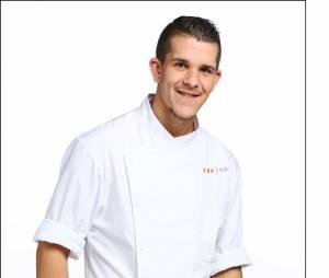 """Top Chef 2016 :Kevin Roquet (23 ans) : Second de Cuisine dans le restaurant """"Un temps pour soi"""" (Belgique) / Ses Mentors : Patrick Jadin et Jean-Luc Lambotte"""