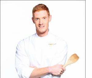 """Top Chef 2016 :Thomas Murer (27 ans) : Second de cuisine dans le restaurant """"La Mirabelle"""" (Luxembourg) / Son Mentor: Patrick Jeffroy"""