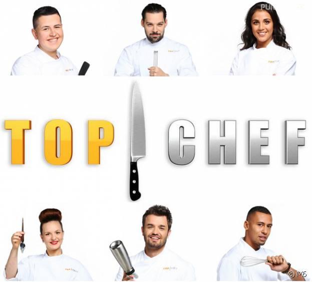 Top Chef 2016 : les candidats dévoilés