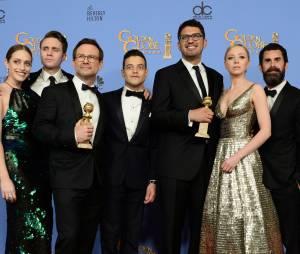 Mr Robot : la série récompensée aux Golden Globes 2016