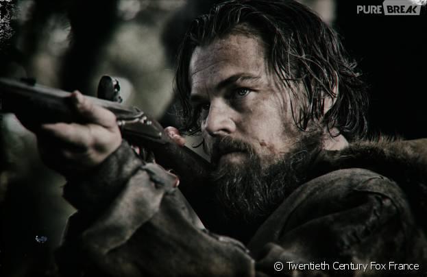 Oscarsr 2016 : Leonardo DiCaprio nommé pour The Revenant