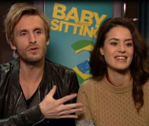 Notre interview avec Philippe Lacheau, Alice David et Tarek Boudali pour la sortie de Babysitting 2