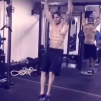 Baptiste Giabiconi : sa séance d'abdos sexy dévoilée sur Instagram