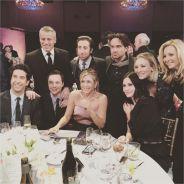 Friends : la photo des retrouvailles du casting... avec celui de The Big Bang Theory