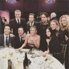 Friends : la photo des retrouvailles du casting... avec celui de The Big Bang Theory