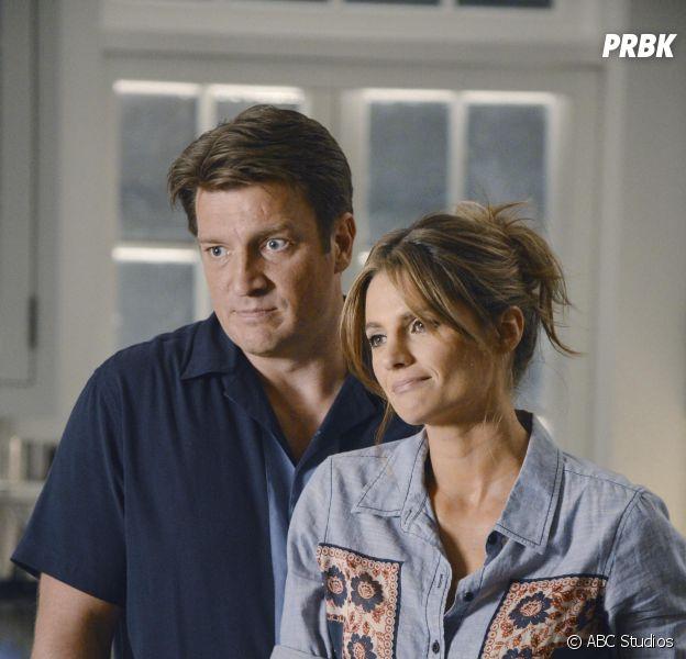Castle saison 8 : Nathan Fillion et Stana Katic sur le départ ? Les producteurs évoquent la suite