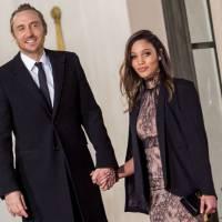David Guetta et Jessica Ledon en couple : le DJ officialise avec une jeune mannequin à l'Elysée
