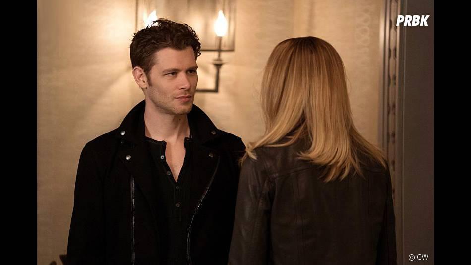The Originals saison 3, épisode 11 : Joseph Morgan (Klaus) sur une photo