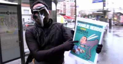Cyril Hanouna : sa réponse pleine d'humour à Charlie Hebdo après la Une polémique