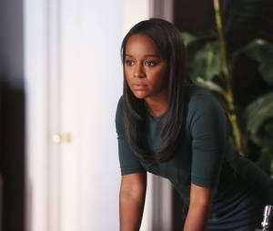How To Get Away with Murder saison 2, épisode 10 : Michaela (Aja Naomi King) sur une photo