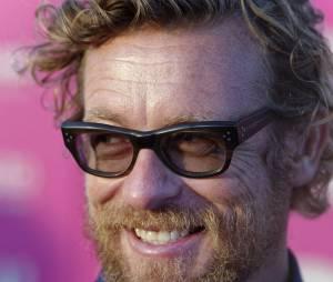 Simon Baker : changement de look pour l'ex acteur du Mentalist, en photo à Sydney en février 2016