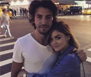Lucy Hale et Anthony Kalabretta en couple sur Instagram