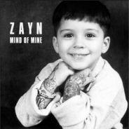 Zayn Malik : tatouages et nostalgie sur la pochette de son album solo