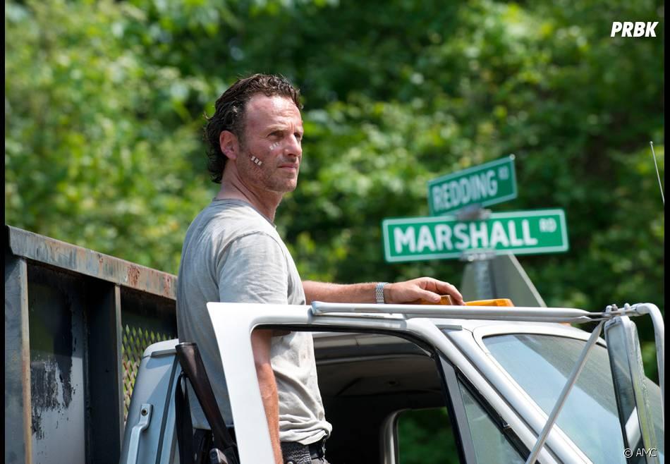 The Walking Dead saison 6 : Rick en couple avec Michonne