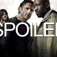 The Walking Dead saison 6 : les acteurs réagissent au nouveau couple
