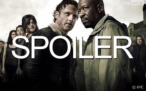 The Walking Dead saison 6 : un nouveau couple dans la série