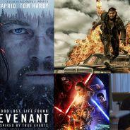 Oscars 2016 : The Revenant, Room... comment parler des films sans les avoir vus ?