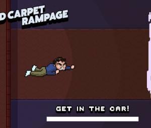 Leonardo DiCaprio, le jeu où il doit attraper l'Oscar