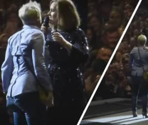 Adele force un homme à accepter une demande en mariage