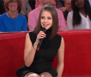Marina Kaye : robe trop courte ? Fabrice Luchini taquine et complimente la chanteuse