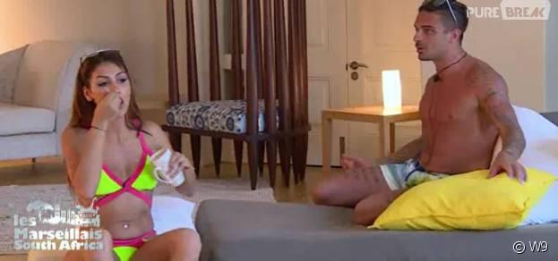Les Marseillais South Africa : Julien demande à Rawell de quitter Fanny pour lui lors de l'épisode 13 du 8 mars 2016, qur W8
